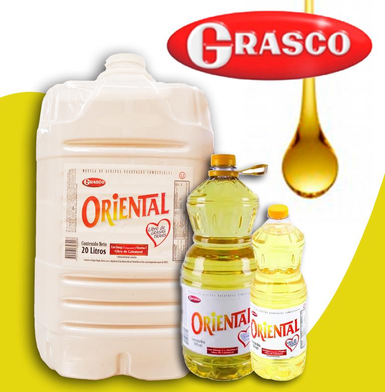 Aceite Oriental