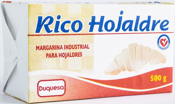 Duquesa Rico Hojaldre