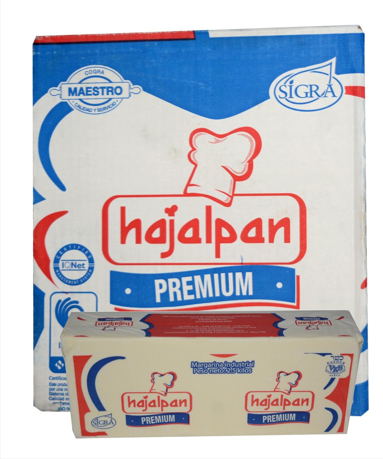 Margarina Hojalpan