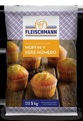 Premezcla Muffin Fleischmann