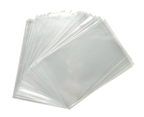 Bolsa Plástica Transparente