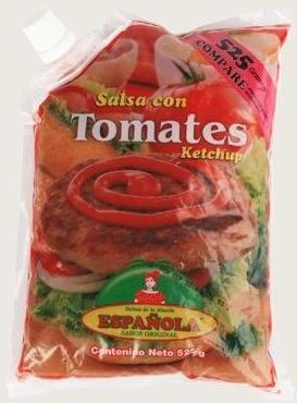 Pasta de Tomate Bolsa