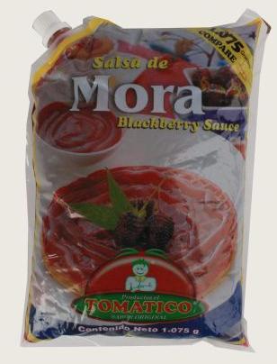 Salsa Mora Bolsa