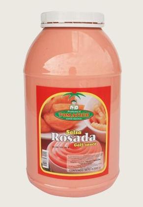 Salsa Rosada Galón
