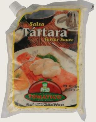 Salsa Tártara Bolsa