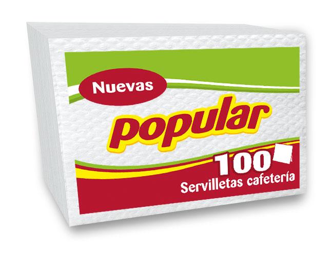 Servilletas Popular