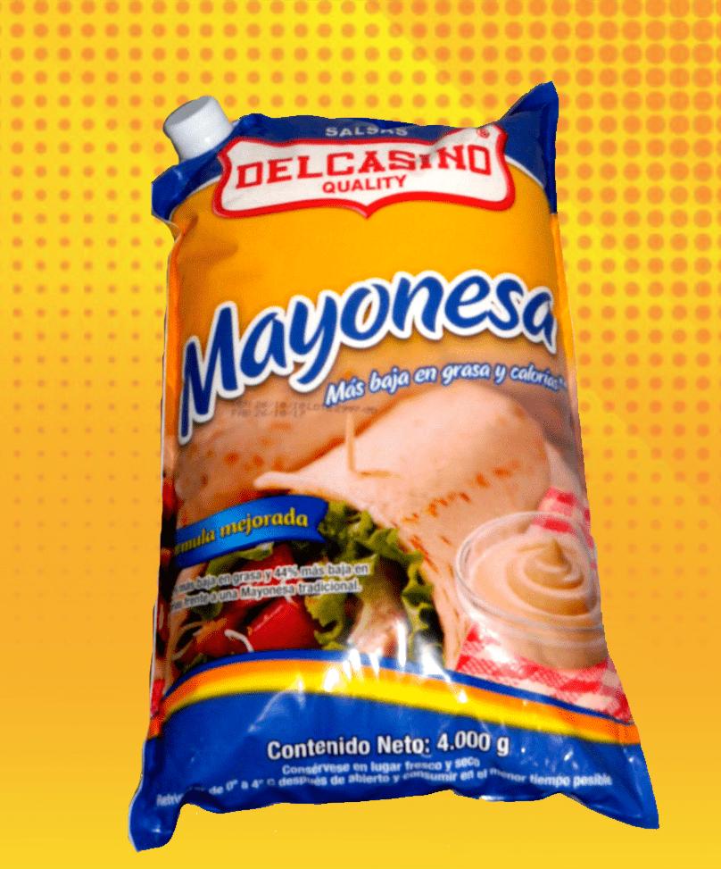 Mayonesa Bolsa