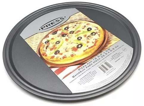 Bandeja para Pizza 32.4 x 0.9 Cm