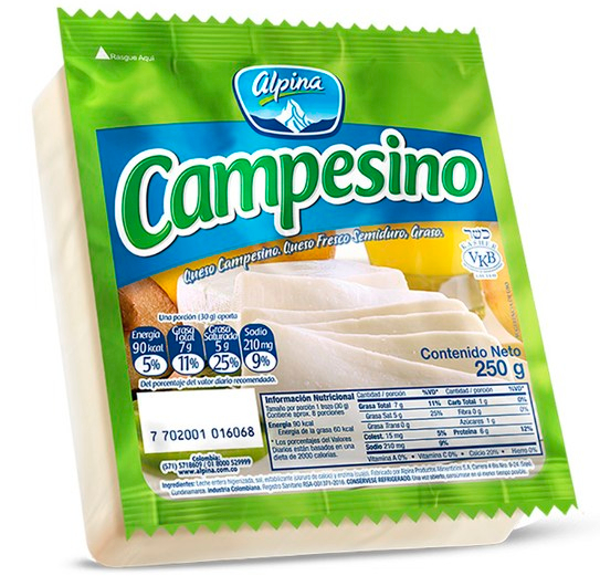 Queso Campesino